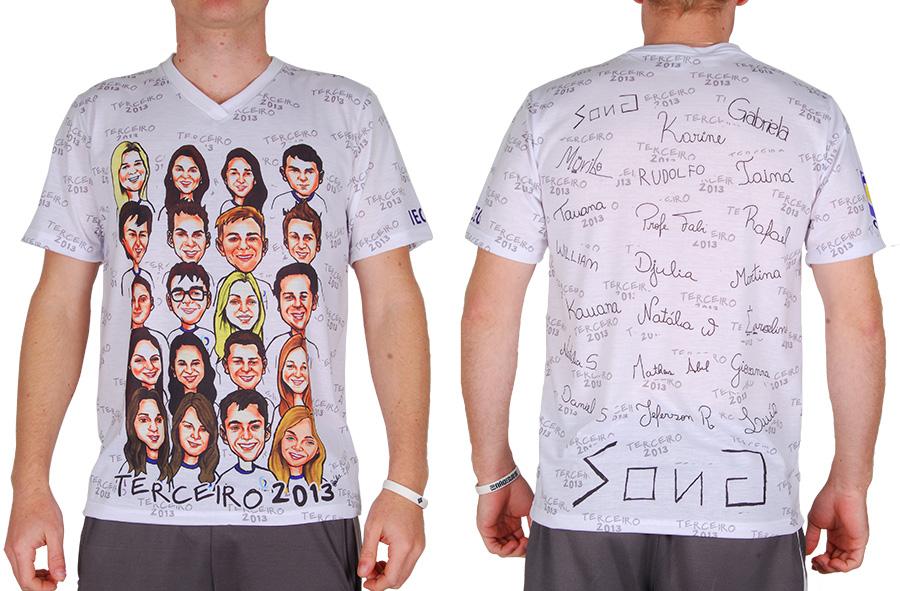 Camiseta Turma IECEG