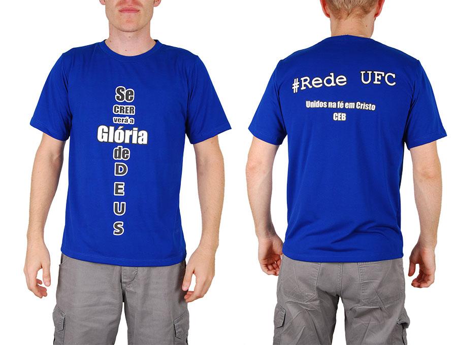 camiseta rede ufc