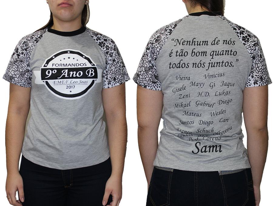 Camiseta Formandos 9 Ano