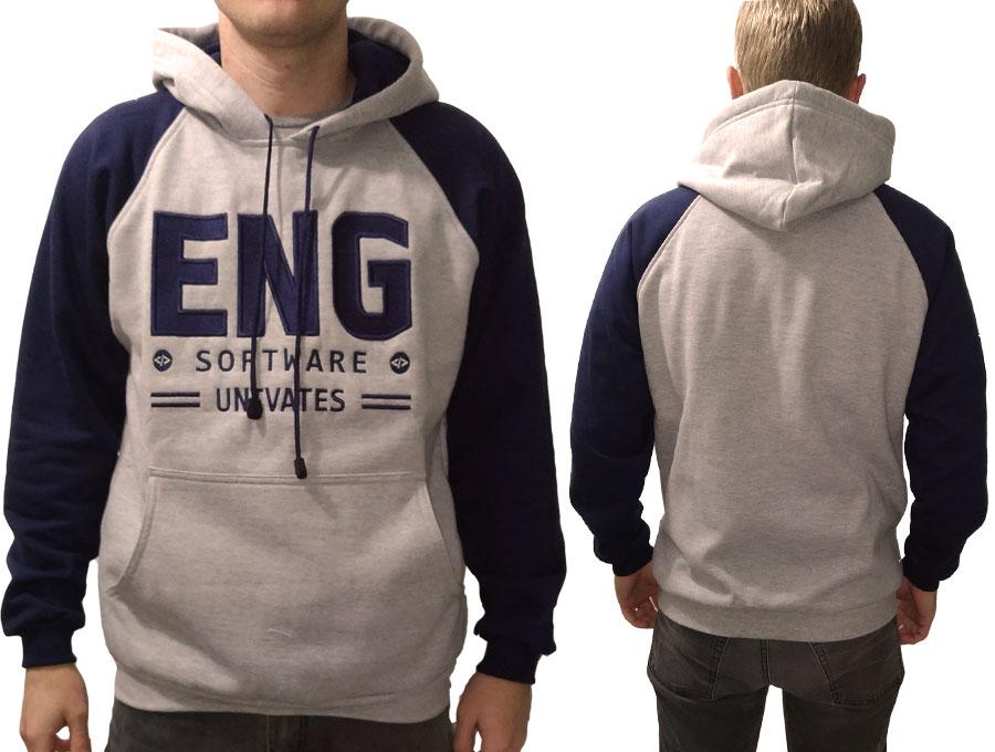 Moletom bordado para Engenharia de Software - Univates