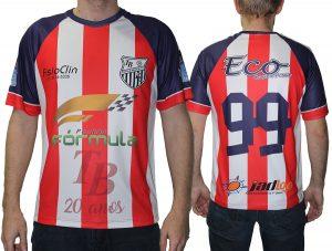 Camiseta Personalizada para Time de Futebol