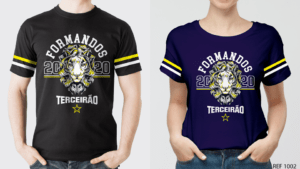 Camiseta Formandos 2020 Terceirão